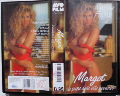 Margot, la Pupa della Villa Accanto