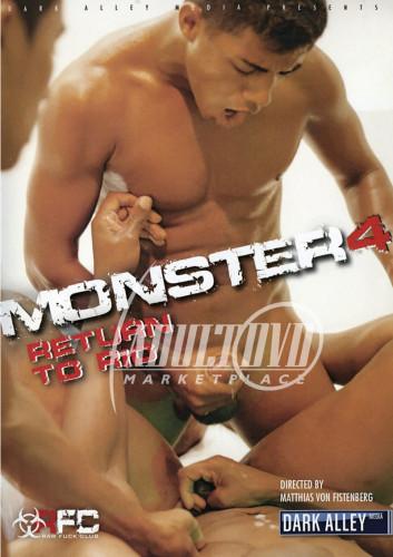 A Monster Inside Me 4: Return To Rio