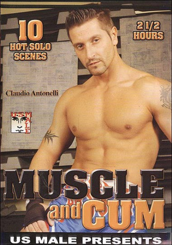 Muscle And Cum