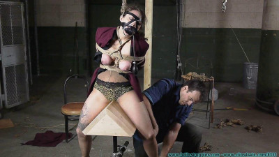 The Office Bet Lilly Loses  – BDSM, Humiliation, Torture HD-720p