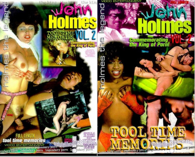 John Holmes Vol 2 - Tool Time Memories (1985) (Vidco Entertainment)