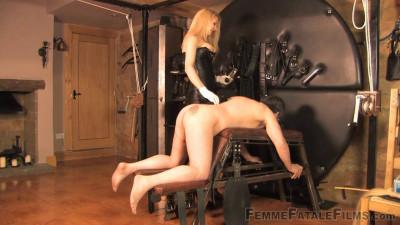 Mistress Eleise De Lacy - Cum To The Cane