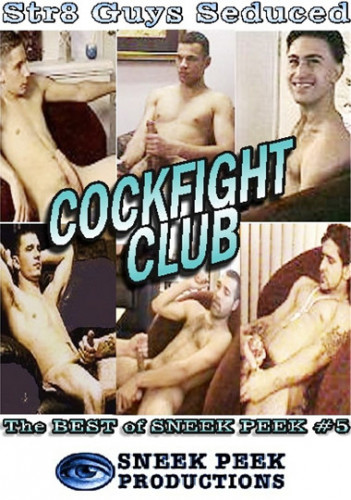 Cockfight Club (Str8 Guys Seduced)