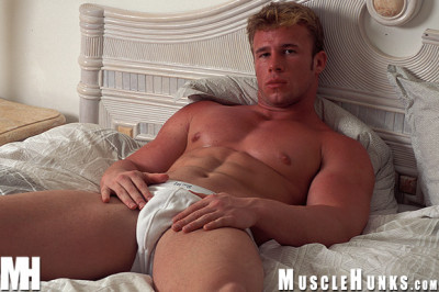 MuscleHunks — Mark Dalton: The Naughty Texan 2