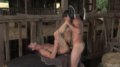 FalconStudios - Bucks County 2 - Road To Temptation, Scene 5: Jack King, Vance Crawford