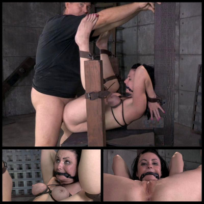Live SB Show Part 8 - Veruca James # 3 (18 Nov 2014) Real Time Bondage