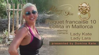 Paquet francaise 10 Lollita in Mallorca