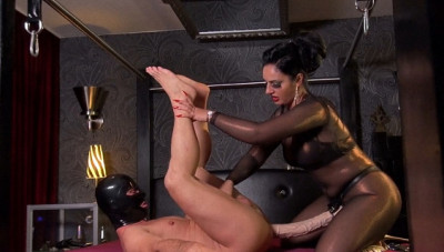 Mistress Ezada — A Real Strapo-on Bitch