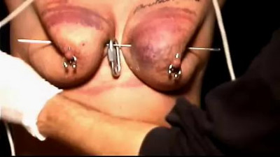 Slave Twisted Skewered Titmeat