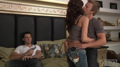 Cameron Bangs Jackie & Trey