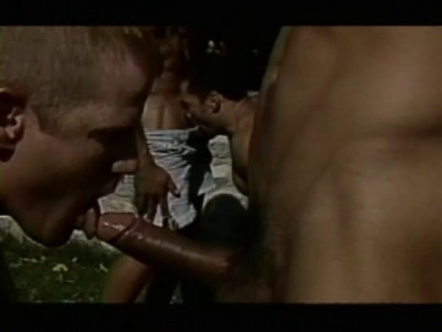 Hot Springs Orgy
