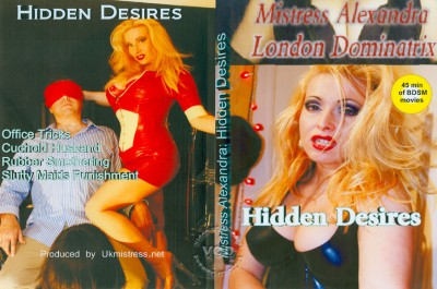 Mistress Alexandra Hidden Desires