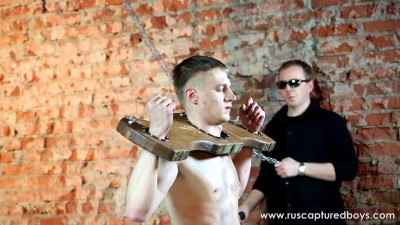 RusCapturedBoys - New Punishment for Dacha's Prisoner
