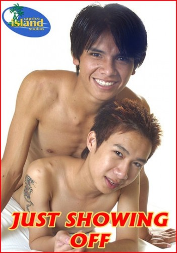 Island Caprice Asian Gays - Just Showing Off