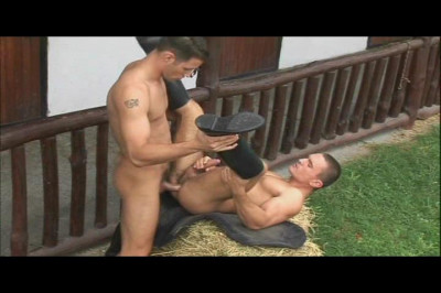 Multiple Gay Lovers Fuck Each Others Ass At The Dude Ranch