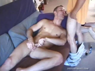 Three Boys Sucking Dick