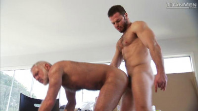 TitanMen exclusive Jessy Ares with Allen Silver - Head Trip - Scene 1