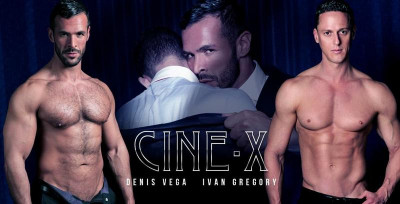 Men At Play - Cine-X - Denis Vega And Ivan Gregory