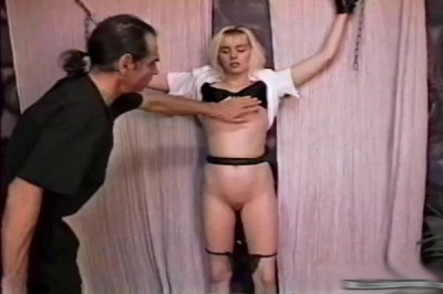 Rick Savage - Bondage Virgin Blondie