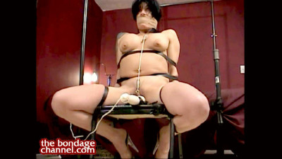 Big Clit Chair Bound Orgasms
