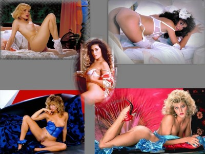 Suze — Alicyn Sterling, Angel, Barbara Dare, Cindii, Drew, Ginger Lynn, Raven