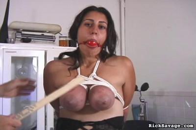RickSavage – Extreme Tit Torment Scene 10 – Nikki