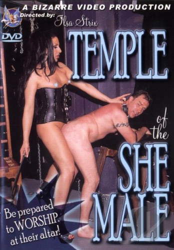 Temple Of The She-Male