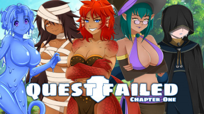 Quest Failed – Chapter 1