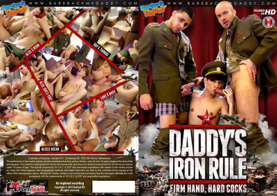 Daddy's Iron Rule Firm Hand Hard Cocks