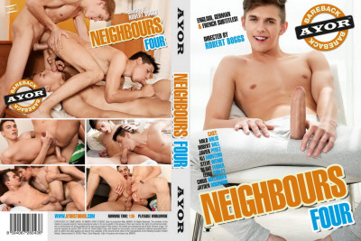 Neighbours Four - first time, rimming, night club.