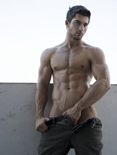 Model Jay Parks