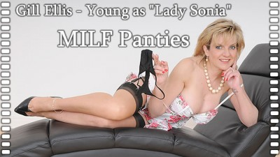 Lady Sonia   MILF Panties