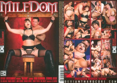 Deviant Entertainment — Deviant MilfDom And Bound For Domination — 2016