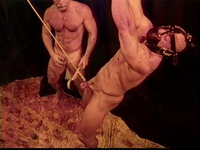 Electric torture and beating Dick