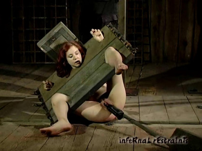 Stock Slut # 2 (Pinky) InfernalRestraints