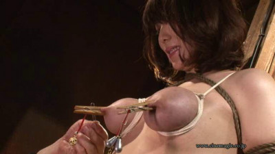 Crotch Rope Hell Torture Milking