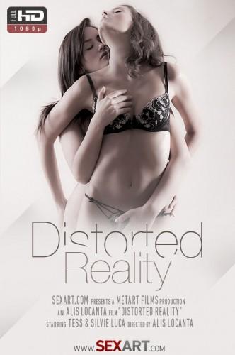 Silvie Luca, Tess B - Distorted Reality FullHD 1080p
