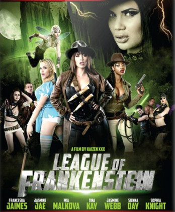 League Of Frankenstein 2