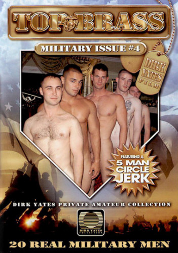Top Brass Military Issue volume 4