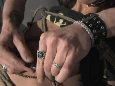 Inverse-Bend - Interview, Whipped, Nipple Torture, Pussyrope - Devaun Long
