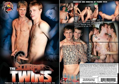 The Scorpio Twins - Pierre Fitch And The Scorpio Twins DVDRip