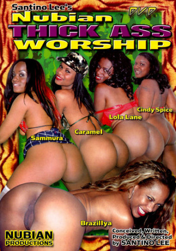 Nubian Thick Ass Worship (2002)