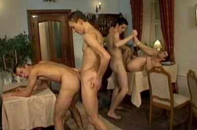 Hot Orgy At Hotel