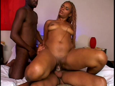 Vivi And James Share Andres Cum Load