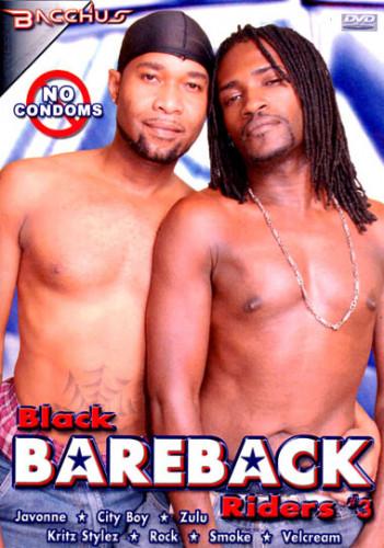 Black Bareback Riders 3