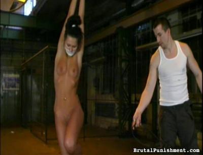 BrutalPunishment – Dec 28, 2012 – Master Rodney Inflicts Pain