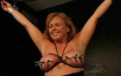Queen of pain in BDSM