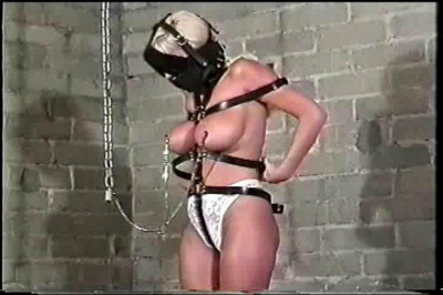 Devonshire – DP-149 – Brandy's Self Bondage (repaired)