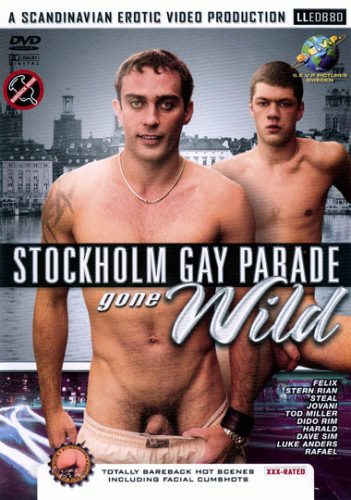 Stockholm Gay Parade Gone Wild