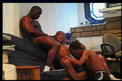 Sex of black gay fuckers